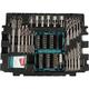Makita B-49638 69 Pc. Metric Drill and Screw Bit Set