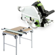 Festool PT3561432 Plunge Cut Track Saw with MFT/3 Multi-Function Table