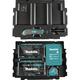 Makita B-49884 116 Pc. Metric Bit and Hand Tool Set