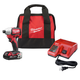 Milwaukee 2750-21P M18 Compact Brushless 1/4 in. Hex Impact Driver with Battery, Bag, and Starter Kit