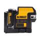 Dewalt DW0825LR 12V MAX Compatible 5 Spot Cross Line Red Laser