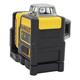 Dewalt DW0811LG 12V MAX 2.0 Ah Cordless Lithium-Ion 2 x 360 Green Line Laser