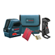 Factory Reconditioned Bosch GLL50-RT Self-Leveling Cross-Line Laser