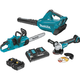 Makita XT276PTX 18V LXT Li-Ion Cordless 2-Pc. Combo Kit And Brushless Angle Grinder