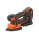 Black & Decker BDCMS20C 20V MAX Lithium Ion MOUSE Cordless Sander