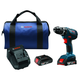 Factory Reconditioned Bosch DDS181A-02-RT 18V Cordless Lithium-Ion Compact Tough Drill Driver