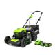 Greenworks 2508502 Greenworks MO40L2512 40V 21 in. Brushless Dual Mower