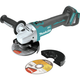 Factory Reconditioned Makita XAG03Z-R 18V LXT Cordless Lithium-Ion 4-1/2 in. Brushless Cut-Off/Angle Grinder (Bare Tool)