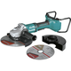 Makita XAG13Z1 18V X2 LXT Lithium-Ion (36V) Brushless Cordless 9 in. Paddle Switch Cut-Off/Angle Grinder with Electric Brake (Tool Only)