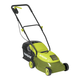 Sun Joe MJ401C 28V Cordless Lithium-Ion 14 in. Lawn Mower Kit