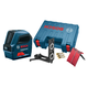 Factory Reconditioned Bosch GLL55-RT Professional Self-Leveling Cross-Line Laser