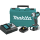 Makita XDT12R XDT12R 18V LXT Lithium-Ion Compact Brushless Cordless Quick-Shift Mode 4-Speed Impact Driver Kit (2.0Ah)