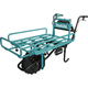 Makita XUC01X2 18V X2 LXT Brushless Cordless Power-Assisted Flat Dolly, (Tool Only)