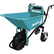 Makita XUC01X1 18V X2 LXT Brushless Cordless Power-Assisted Wheelbarrow, Tool Only