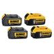 Dewalt DCB305-4 20V MAX Li-Ion Battery Pk - 4pk