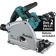 Makita XPS02ZU 18V X2 LXT Lithium-Ion (36V) Brushless Cordless 6-1/2 in. Plunge Circular Saw with AWS, Tool Only