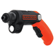 Black & Decker BDCSFL20C 4V MAX Lithium-Ion Light Driver Cordless Screwdriver