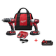 Milwaukee 2697-22CTP M18 Cordless 2-Tool Combo Kit