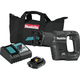 Makita XRJ07R1B 18V LXT Lithium-Ion Sub-Compact Brushless Reciprocating Saw Kit (2.0Ah)