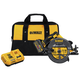 Factory Reconditioned Dewalt DCS575T1R 60V MAX Cordless Lithium-Ion 7-1/4 in. Circular Saw Kit with FlexVolt Battery