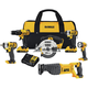 Factory Reconditioned Dewalt DCK621D2R 20V MAX Compact 6-Tool Combo Kit