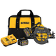 Factory Reconditioned Dewalt DCS575T2R 60V MAX Cordless Lithium-Ion 7-1/4 in. Circular Saw Kit with 2 FLEXVOLT Batteries