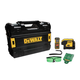 Dewalt DW0839CG Green 3 Spot Laser and 100 ft. Laser Distance Measurer