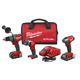 Factory Reconditioned Milwaukee 2891-83 M18 FUEL PowerState Brushless 3-Piece Combo Kit