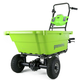 Greenworks 7400802 GC40L410 40V Garden Cart with 4Ah Battery and Charger