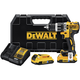 Factory Reconditioned Dewalt DCD796D2BTR 20V MAX XR Cordless Lithium-Ion 1/2 in. Brushless Compact 3-Speed Hammer Drill Kit with 2.0 Ah Bluetooth Battery