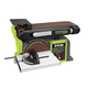 Factory Reconditioned Ryobi ZRBD4601G 4 in. x 36 in. Bench Belt/Disc Sander