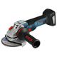 Bosch GWS18V-45CN 18V EC/ 4-1/2 in. Brushless Connected-Ready Angle Grinder (Bare Tool)