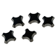 JET 751017 R5 Carbide Inserts Round for CHAMJB-10R (5 Pcs)