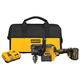 Factory Reconditioned Dewalt DCD460T1R FlexVolt 60V MAX Lithium-Ion Variable Speed 1/2 in. Cordless Stud and Joist Drill Kit with (1) 6 Ah Battery