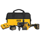Factory Reconditioned Dewalt DCD460T2R FlexVolt 60V MAX Lithium-Ion Variable Speed 1/2 in. Cordless Stud and Joist Drill Kit with (2) 6 Ah Batteries