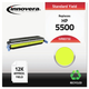 Innovera IVR83732 Remanufactured C9732a (645a) Toner, Yellow