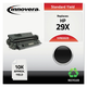 Innovera IVR83029 Remanufactured C4129x (29x) High-Yield Toner, Black
