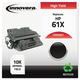 Innovera IVR83061 Remanufactured C8061x (61x) High-Yield Toner, Black