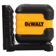 Dewalt DW08802CG Green Cross Line Laser Level (Tool Only)