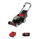 Oregon 591078 40V MAX LM400 Lawnmower Kit with 6.0 Ah Battery Pack and Rapid Charger
