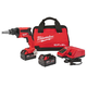 Factory Reconditioned Milwaukee 2866-82 M18 FUEL 18V 2.0 Ah Cordless Lithium-Ion Drywall Screw Gun Kit