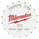 Milwaukee 48-40-0520 5-1/2 in. 18T Framing Circular Saw Blade