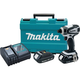 Factory Reconditioned Makita XDT04RW-R 18V LXT 2.0 Ah Cordless Lithium-Ion 1/4 in. Impact Driver Kit