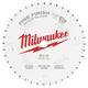 Milwaukee 48-40-0726 7-1/4 in. 40T Fine Finish Circular Saw Blade