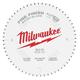 Milwaukee 48-40-0826 8-1/2 in. 60T Fine Finish Circular Saw Blade