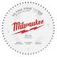Milwaukee 48-40-0730 7-1/4 in. 60T Ultra Fine Finish Circular Saw Blade