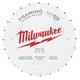 Milwaukee 48-40-0820 8-1/4 in. 24T Framing Circular Saw Blade