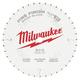 Milwaukee 48-40-0822 8-1/4 in. 40T Fine Finish Circular Saw Blade