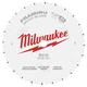 Milwaukee 48-40-0720 7-1/4 in. 24T Framing Circular Saw Blade