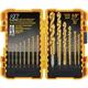 Dewalt DW1354 14 Pc Titanium Drill Bit Set